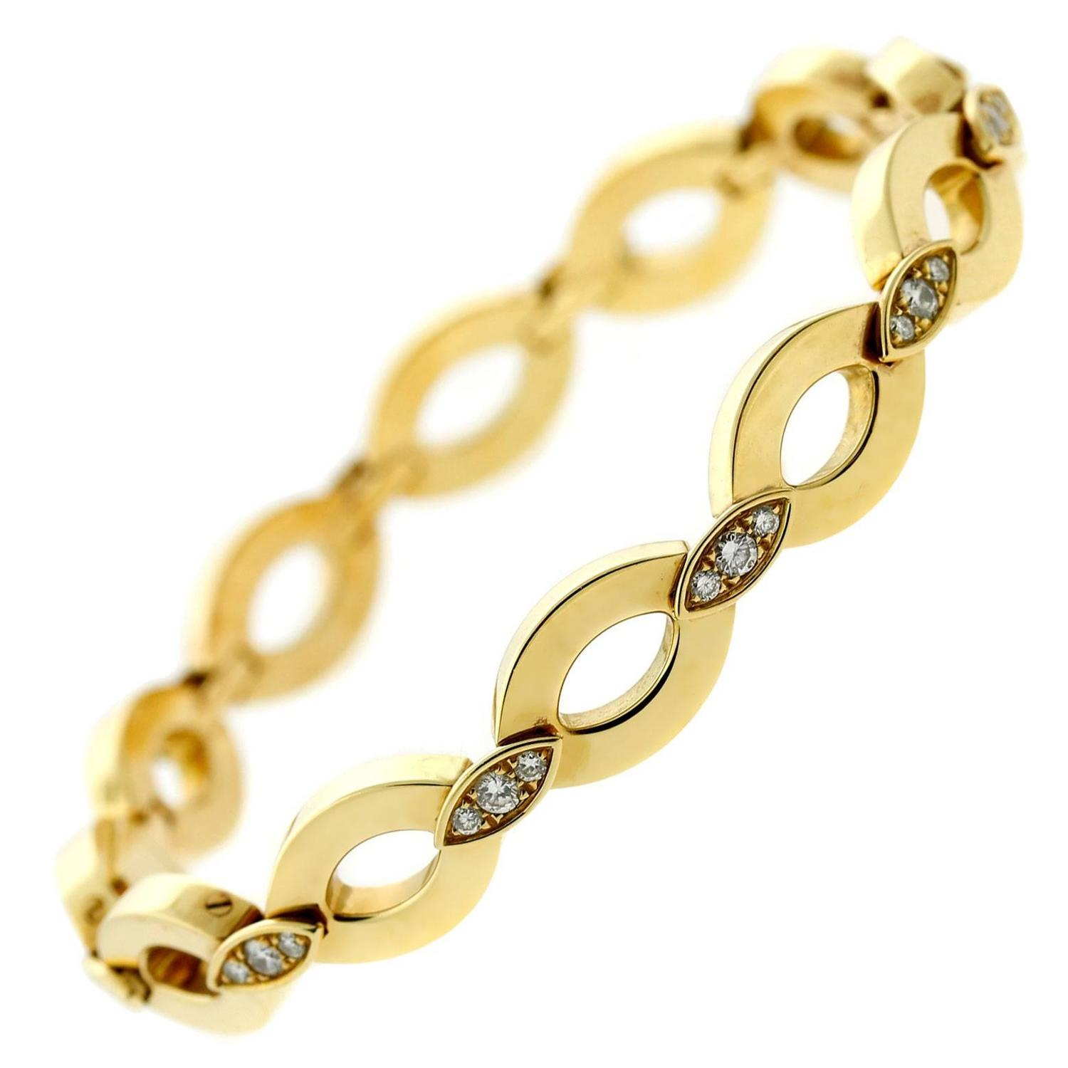 bracelet fullxfull diamond tennis x r xo two product il gold toned jewels j