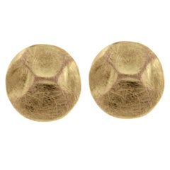 Jona 18 Karat Rose Gold Stud Earrings