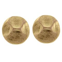 Jona Rose Gold Stud Earrings