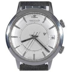 Jaeger-LeCoultre Memovox Stainless Steel Automatic