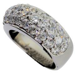 Estate Diamond Ring 3.00 Carat