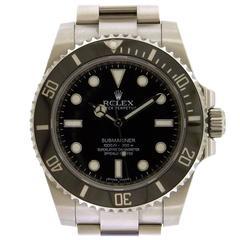 Rolex Submariner Ref. 114060 Ceramic