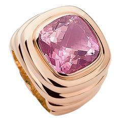 Colleen B. Rosenblat Tourmaline Rose Gold Ring