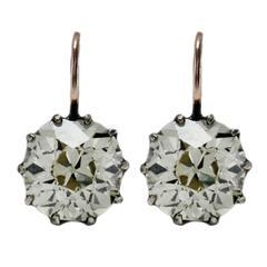 Lever-Back Earrings