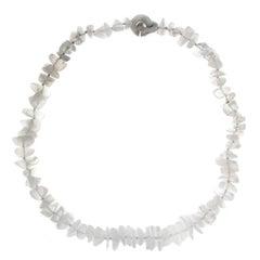 Jona Free-Form Opal Necklace
