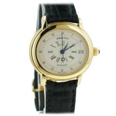 Audemars Piguet Ladies Yellow Gold Millenary Automatic Wristwatch
