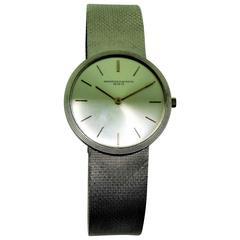 Vacheron & Constantin White Gold Dress Bracelet Wristwatch