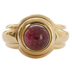 Piaget Tourmaline Gold Interchangeable Ring