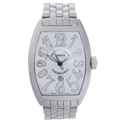 Franck Muller Stainless Steel Casablanca Automatic Wristwatch