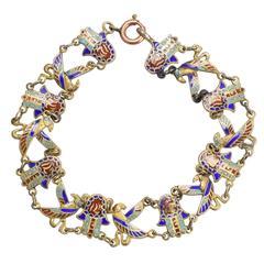 1920s Egyptian Revival Bracelet