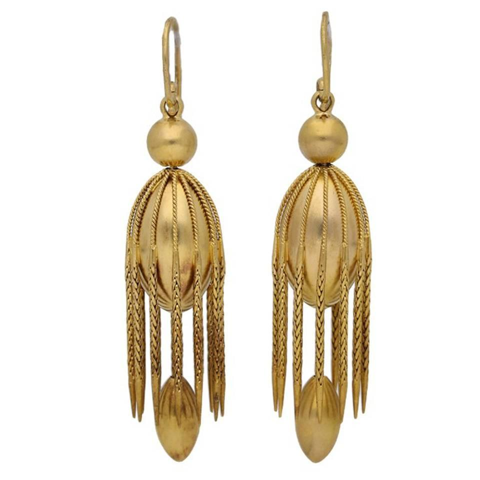 lyst earrings jewelry normal antique givenchy black gallery victorian in style chandelier product