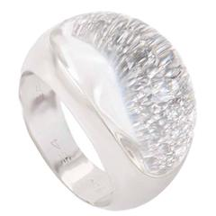 Cartier Myst de Cartier Diamond and Crystal White Gold Ring