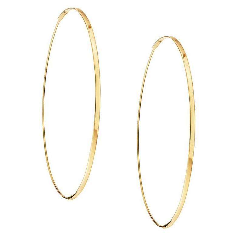 41f2280904080 Lana Large Flat Oval Magic Hoops