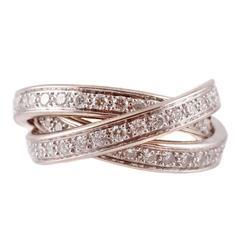 Trinity de Cartier Diamond Ring