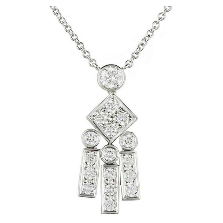 Tiffany & Co. Legacy Collection Diamond Pendant