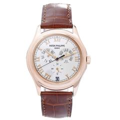 Patek Philippe Annual Calendar Rose Gold Wristwatch