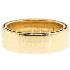 Damiani  Diamond Gold Wedding Band