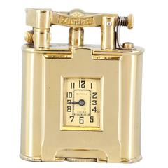 Dunhill Retro Gold Lighter Watch