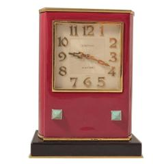 Cartier Art Deco Table Clock