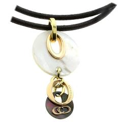 Chimento Gold Symbol Necklace