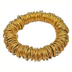 Jona Gold Multiple Ring Bracelet
