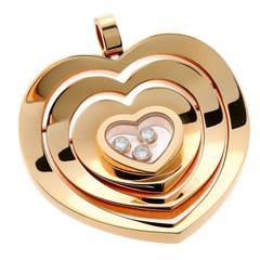 Chopard Happy Diamond Gold Pendant