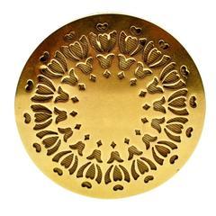 Tiffany & Co. Rare Antique Gold Sachet