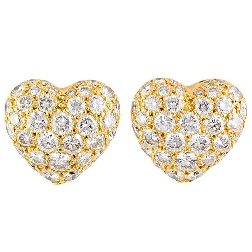 judith canary ripka yellow men earrings diamond crystal l for