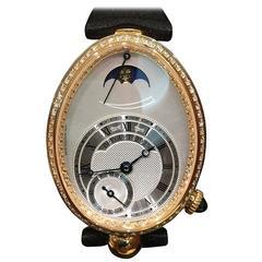Breguet Lady's Yellow Gold Reine de Naples Wristwatch Ref 8908BA/52/864.D00D