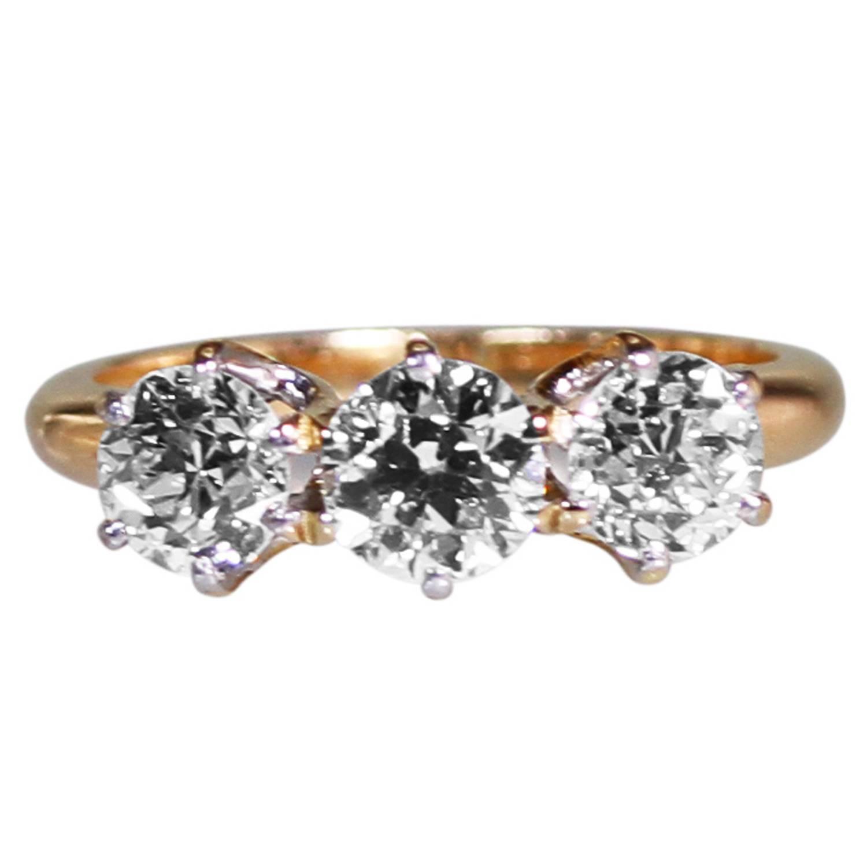 edwardian diamond gold engagement ring at 1stdibs