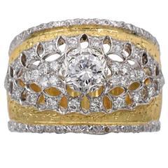 Mario Buccelatti Diamond Band Ring