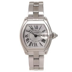 Cartier Lady's Stainless steel Roadster Quartz Wristwatch