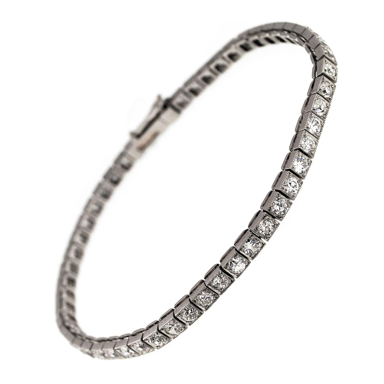 cartier diamond tennis bracelet wwwimgkidcom the