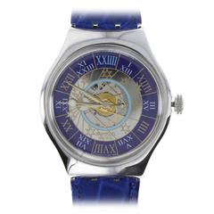 Swatch Platinum Limited Edition Tresor Magique Wristwatch