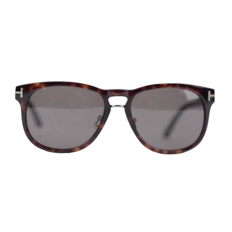 Tom Ford Eyewear Franklin Tf 346 56n 55 17 Classic Havana