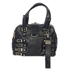 Black Jimmy Choo Small Bree Tote Bag