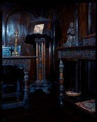 Andre Serrano Interior Close