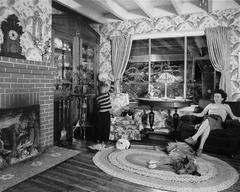 Living Room on the Tracks, Lithia, Viriginia