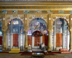 Karen Knorr - Discussions Concerning Rasa, The Phool Mahal Mehrangarh Fort, Jodhpur