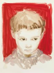 "Eston Hemings in Red, from the series ""All the Presidents' Children"""