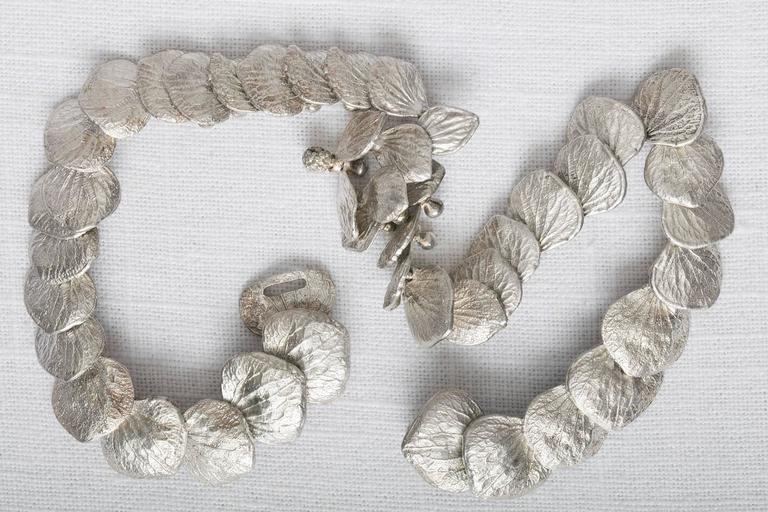 Claude Lalanne - Hortensia collar 1
