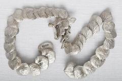 Claude Lalanne - Hortensia collar