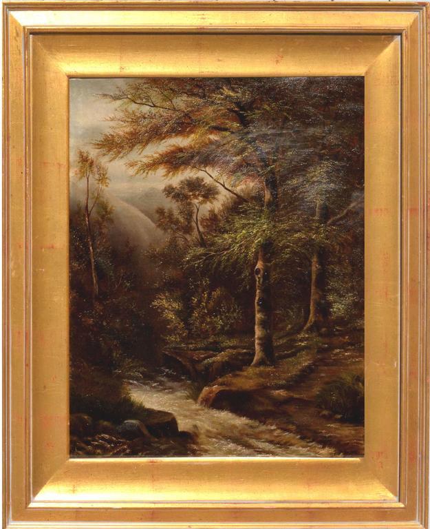Hudson River Stream, 1888