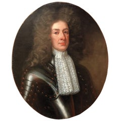 Portrait of a Scottish Nobleman by John Scougall