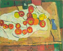 Still Life of Apples