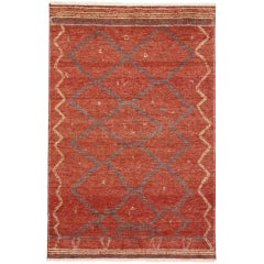 New Contemporary Moroccan Style Rug