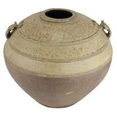 Chinese Warring States Earthenware Vessel
