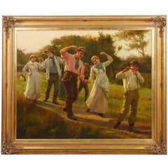 Celebrating the Havest, by H.W.Foster