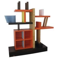 Liana Bookcase by Ettore Sottsass