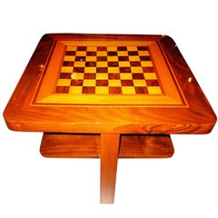 Bauhaus Chess Table, East Germany circa 1930